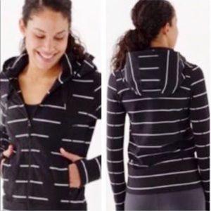 LuLuLemon scuba jacket hoodie